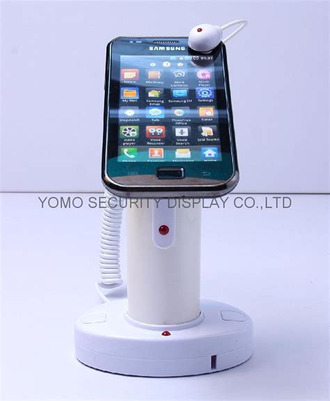 Alarm Mobil mobile phone security display holder with alarm feature
