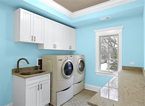 laundry room in fresh water blue laundry rooms rooms by color color glidden