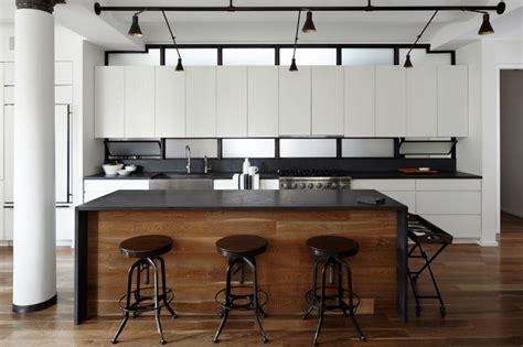 modern furniture island ny hudson loft nyc contemporain cuisine new york par schappacherwhite architecture d p c