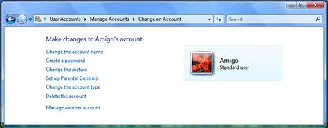 reset user password on vista how to change password for windows vista