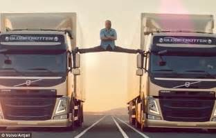 Volvo Split Commercial Song Rob Ford Appears In Spoof Damme Volvo Advert Doing The