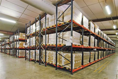 Racking System Warehouse by Pallet Racking Systems The Skeleton Of Your Warehouse