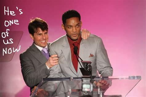 Will Smith The New Faces Of Scientology by Not Enough Real Will Smith Denys Scientology