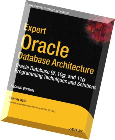 On Database 2nd Edition expert oracle database architecture 2nd edition