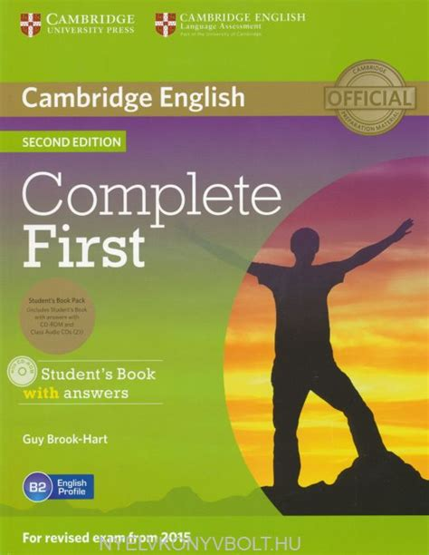 complete first student s book with answer cd rom class