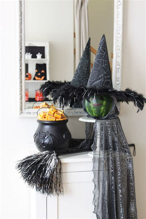 witch home decor halloween witch party decor home decorating trends homedit