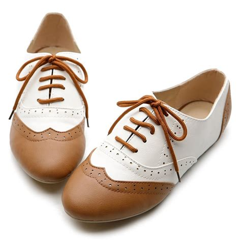 buy womens oxford shoes ollio s shoe classics lace up dress from