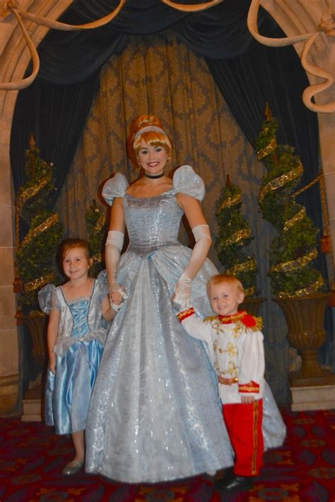 cinderella s cinderella s royal table vs be our guest restaurant