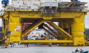 why shell is sticking to chukchi plans – eye on the arctic