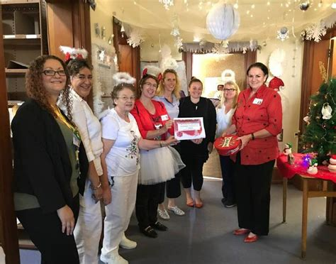 armidale hospitals christmas decorations competition