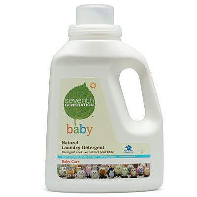 Baby Laundry Detergent seventh generation baby laundry detergent green guide to cleaning laundry health