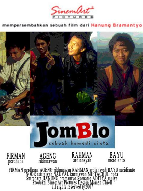film jomblo reuni oleh oleh dari gedongsongo not another chiell story