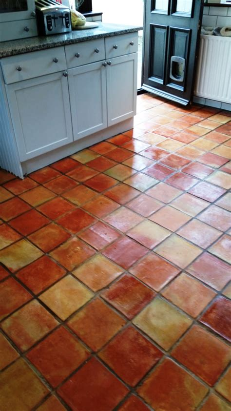 cleaning and polishing tips for terracotta floors