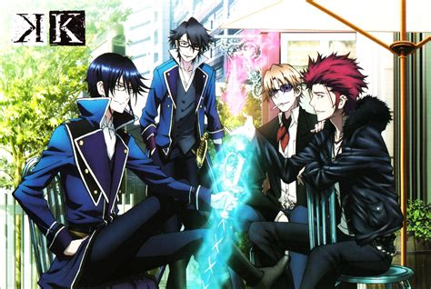 K Anime by Animehead Brothers Woodpecker K Project Review