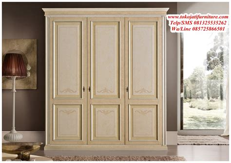 lemari pakaian 3 pintu minimalis www tokojatifurniture