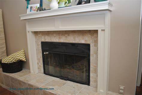 Fireplace Surround by How To Build A Fireplace Surround And Mantel Office And
