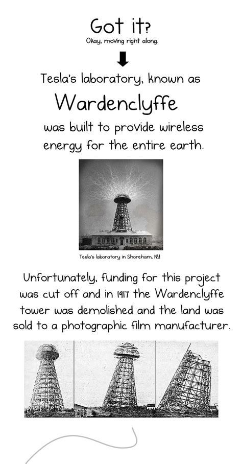 The Oatmeal Nicola Tesla Help Me Raise Money To Buy Nikola Tesla S Laboratory