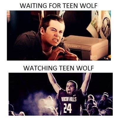 Teen Wolf Meme - teen wolf memes stiles google search teen wolf