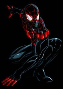 ultimate spider man miles morales comics marvel