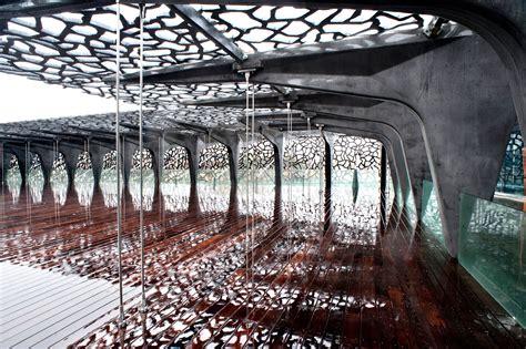 European Home Interiors Mucem Marseille Rudy Ricciotti Ideasgn