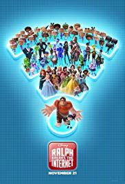 ralph breaks the internet (2018) imdb