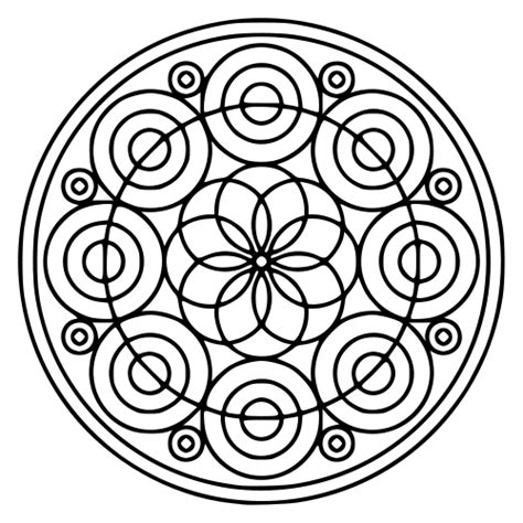 File Mandala 52 Svg