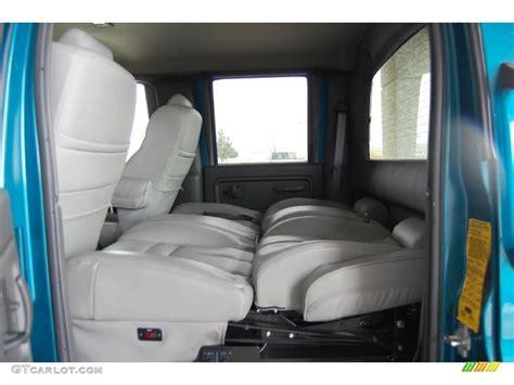 Gmc C4500 Interior by 2006 Chevrolet C Series Kodiak C4500 Crew Cab
