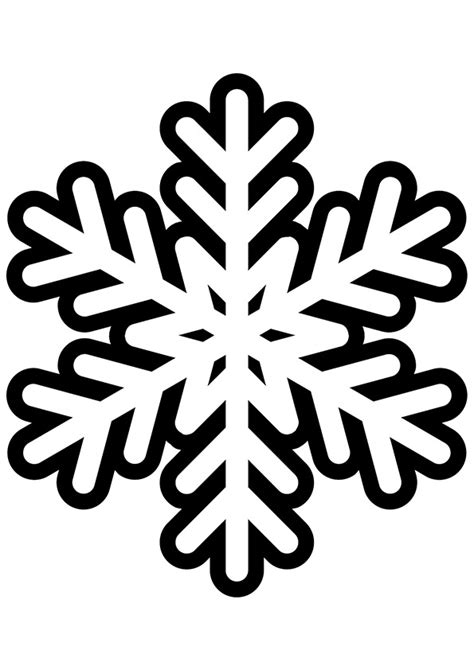 snowflake clipart beautiful snowflake clipart clipartxtras