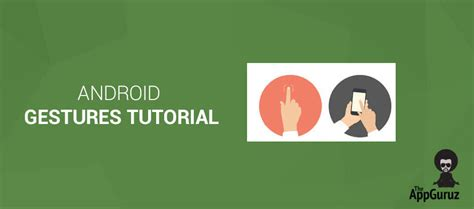 tutorial android blog android gestures tutorial