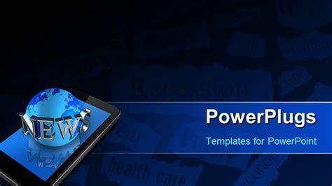 News Powerpoint Template Reboc Info News Powerpoint Template