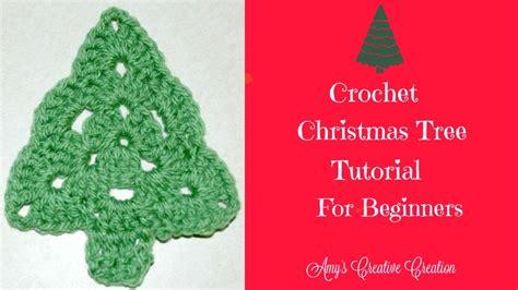 christmas tree from fishing line tutorial crochet tree tutorial crochet