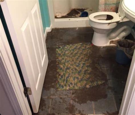 sewage backup in bathtub east brunswick nj biohazard and hazmat cleanup servpro