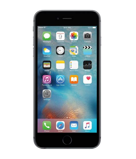 I Iphone 6s Plus Iphone 6s Plus 64gb Mobile Phones At Low Prices Snapdeal India