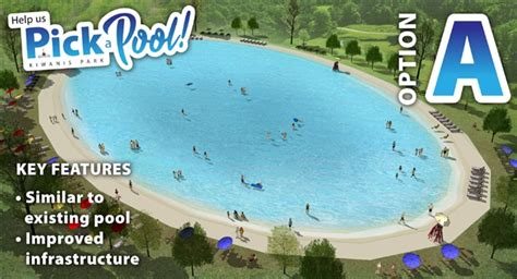 Kitchener Pool Supplies by City Considers Two Options For Kiwanis Park Pool