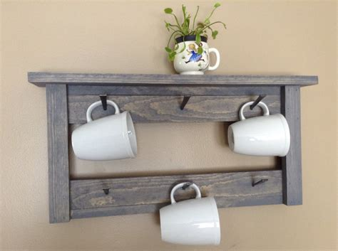Coffe Mug Rack by Coffee Mug Rack Coffee Mug Holder Coffee Cup Holder