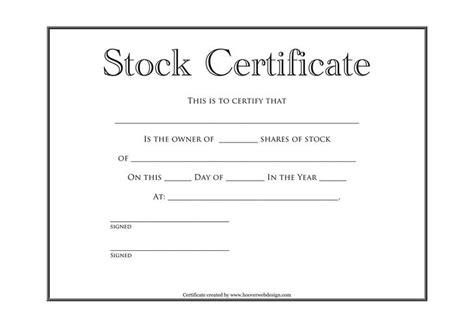 free editable certificate templates stock certificate template free premium