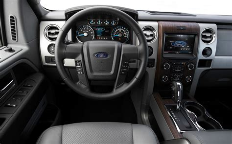 Ford F150 Interior by 2013 Ford F 150 Interior Photo 3