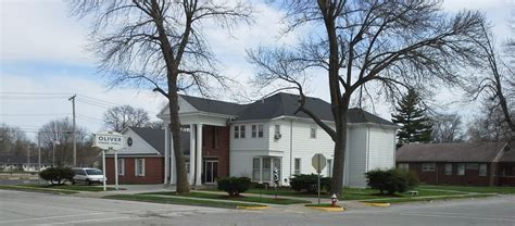 funeral home centralia mo oliver funeral home llc