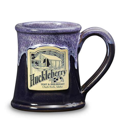 custom coffee mugs handmade stoneware deneen pottery