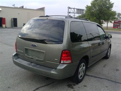 how does cars work 2004 ford freestar on board diagnostic system sell used 2004 ford freestar se 3 9l w entertainment system in burlington new jersey united