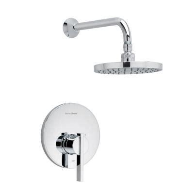 Shower Controls Home Depot by American Standard Berwick 1 Handle Shower Faucet Trim Kit