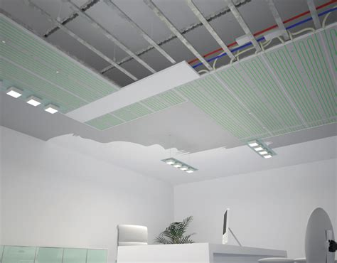 Radiant Panels Ceiling by Radiant Wall Panel Radiant Ceiling Panel B Klimax By Rdz