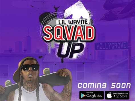 hiphopdx mobile lil wayne shares for skateboarding with quot sqvad up