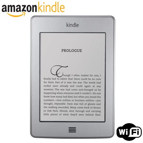 format ebook amazon kindle amazon kindle d01100 6 quot ebook reader ereader e ink pearl