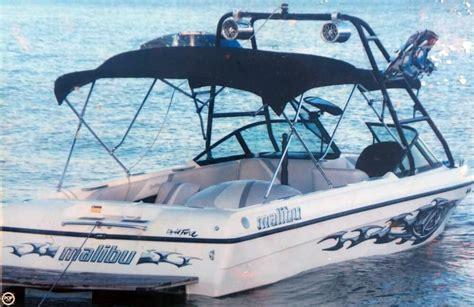 malibu boats build your boat 1999 used malibu wakesetter 21 lx ski and wakeboard boat