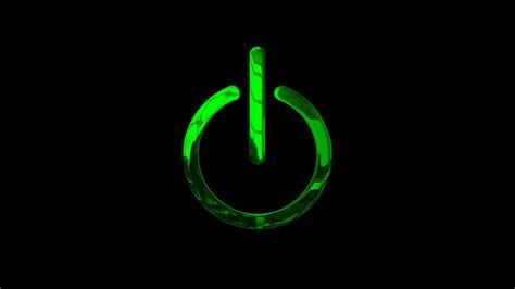 Symbol power button effects switch wallpaper   (109872)