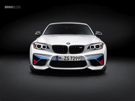 perfomance bmw bmw m2 gets a series of m performance parts