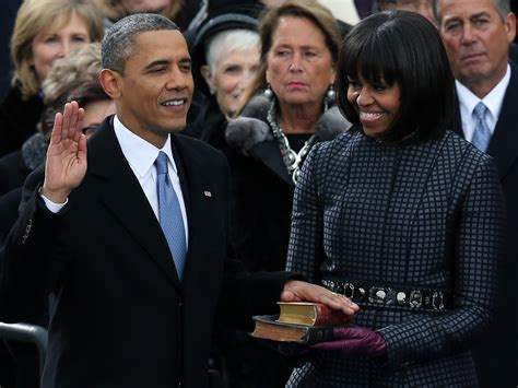 President Oath Of Office by As It Happened Obama Asks Americans To Carry Light Of