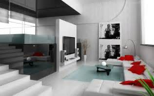 Livingroom Design by 28 Red And White Living Rooms
