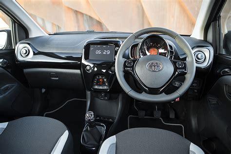 Toyota Aygo Inside Toyota Aygo Review 2014 On